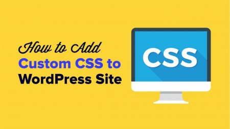 How to add CSS to control elements on the back end of your WordPress site 4