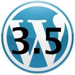 WordPress 3.5 has arrived, I've installed it, and nothing seems to be broken. 5