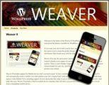Weaver Theme Demo List - why I like this WordPress theme